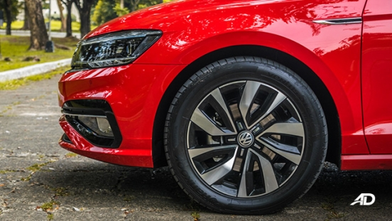 volkswagen lamando review road test wheels exterior
