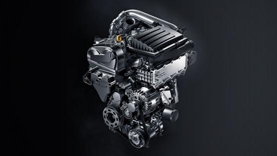 Volkswagen Lavida 2018 engine