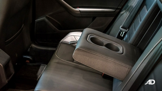volkswagen lavida showroom arm rest interior philippines
