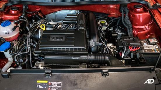 volkswagen lavida showroom gasoline engine