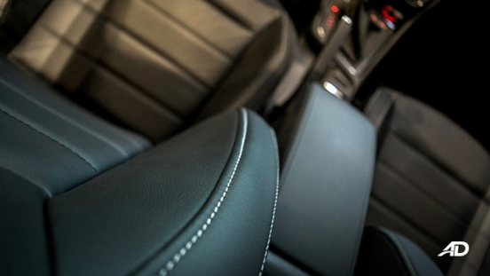 volkswagen lavida showroom seats interior