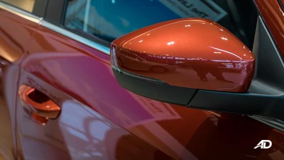 volkswagen lavida showroom side mirror exterior