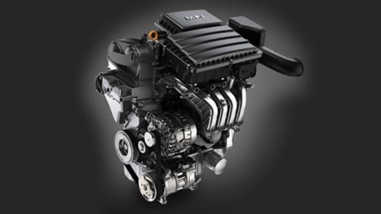 Volkswagen Santana 2018 engine