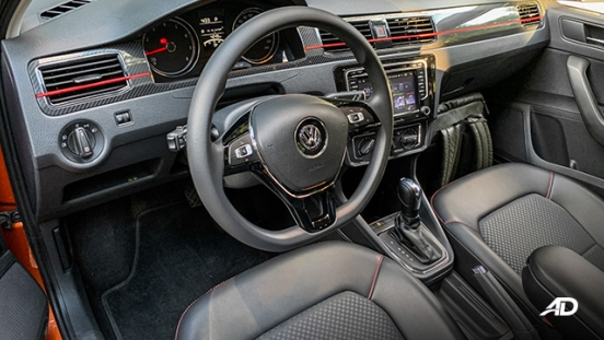 volkswagen santana GTS road test review front cabin interior philippines