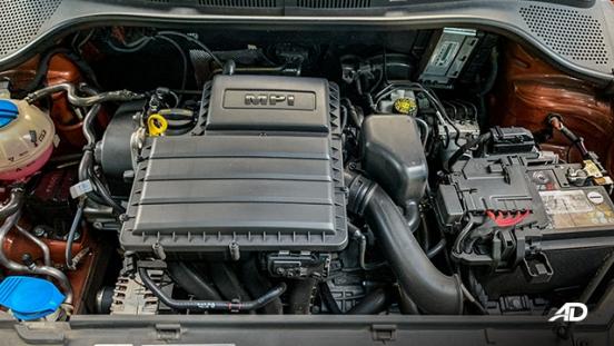 volkswagen santana GTS road test review gasoline engine