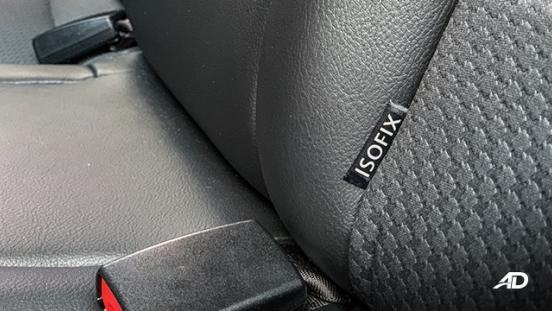 volkswagen santana GTS road test review isofix interior philippines