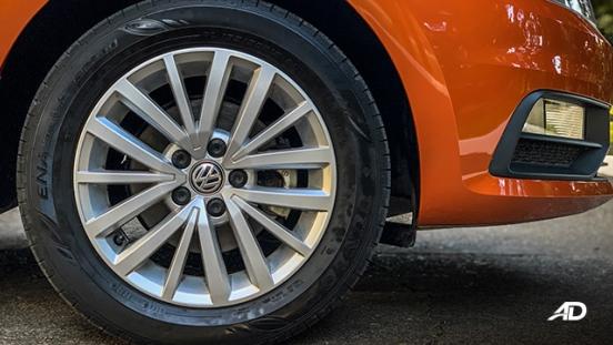 volkswagen santana GTS road test review wheels exterior philippines