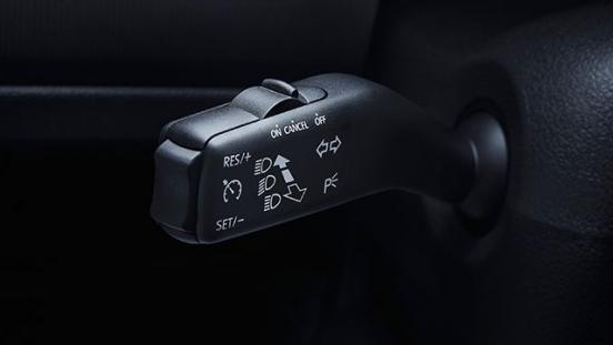 Volkswagen Tiguan 2018 cruise control