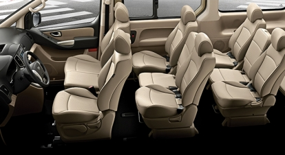 Hyundai Grand Starex Swivel With P98 000 All In Downpayment