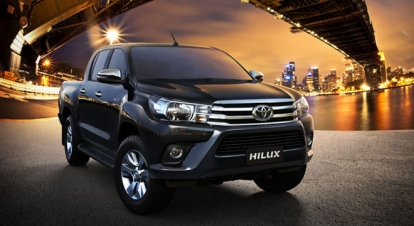 Toyota Hilux 2 4 E DSL 4x2 MT 2019, Philippines Price