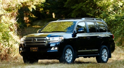 200 Down Payment Car >> Toyota Land Cruiser 200 Premium With P546 000 All In