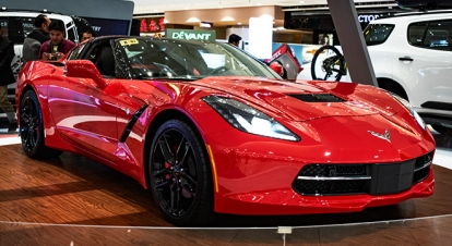 Chevrolet Corvette Stingray 2019 Philippines Price Specs