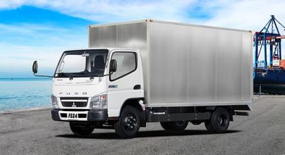 Mitsubishi Fuso Canter 2019, Philippines Price & Specs