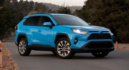 2019 Toyota Fortuner USA Release Date And Price >> Toyota Rav4 2019 Philippines Price Specs Autodeal