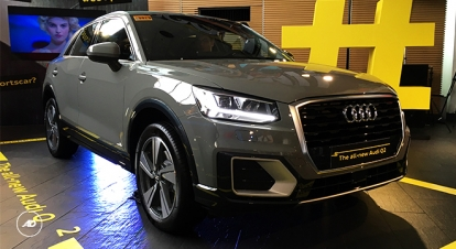 Audi Q2 2018 Philippines