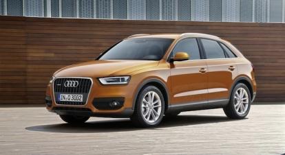 Audi Q3 2018 Philippines Utility Car
