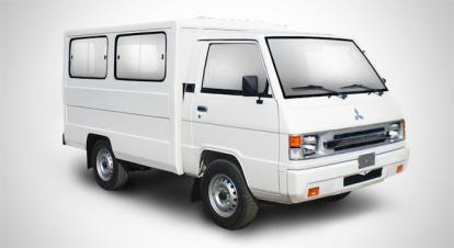 Mitsubishi L300 Exceed CC with XV Body (School Bus Option