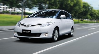 Toyota Previa 2019, Philippines Price & Specs | AutoDeal