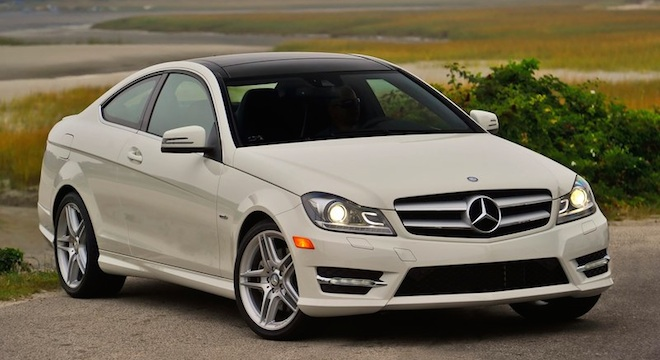 Mercedes benz c class coupe 2018 philippines price for Mercedes benz coupes list
