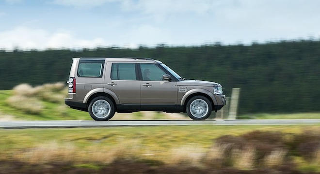 Land Rover Discovery4