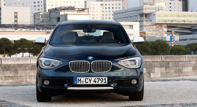 BMW 1-Series Hatchback