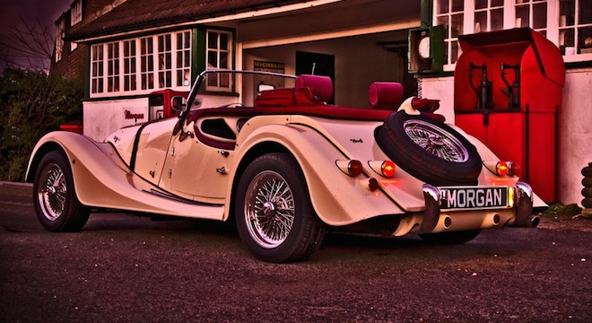 Morgan Plus 4 2.0L