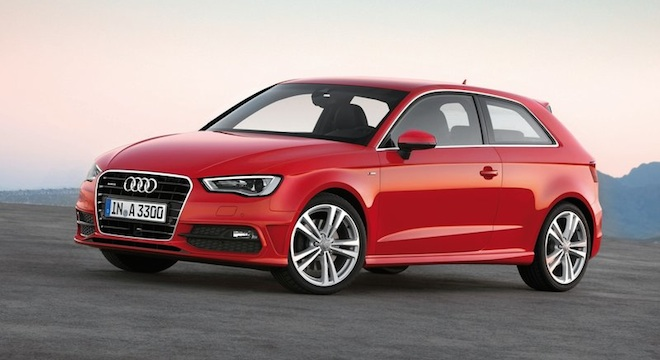 2018 Audi A3 Hatchback Philippines Red