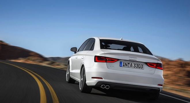 2018 Audi A3 Sedan Philippines Rear