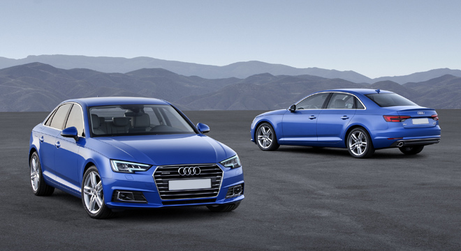 2018 Audi A4 Philippines