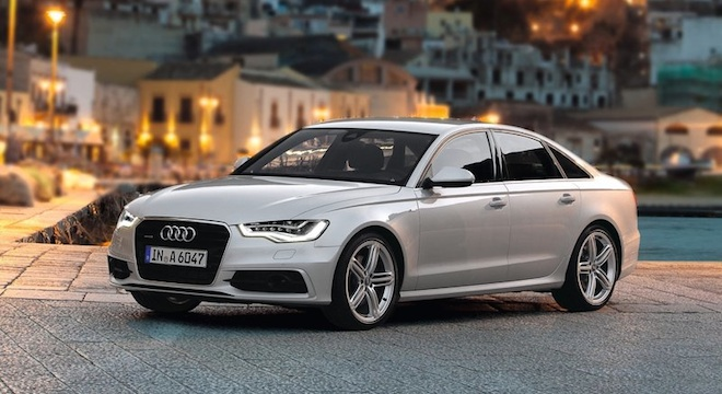 2018 Audi A6 Philippines