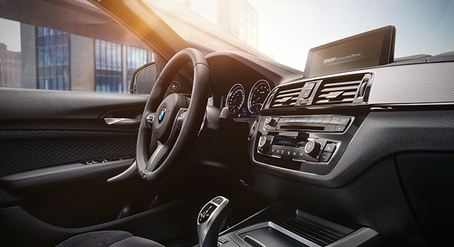 2018 BMW 1-Series Hatchback Interior