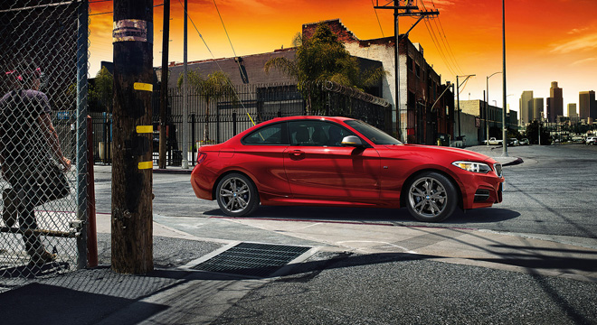 2018 BMW 2-Series coupe