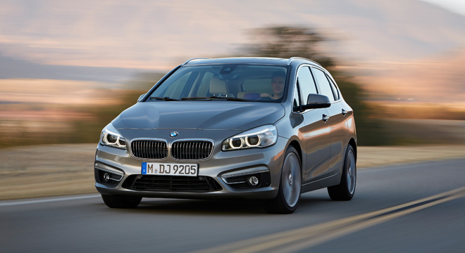 2018 BMW 2-Series Gran Tourer