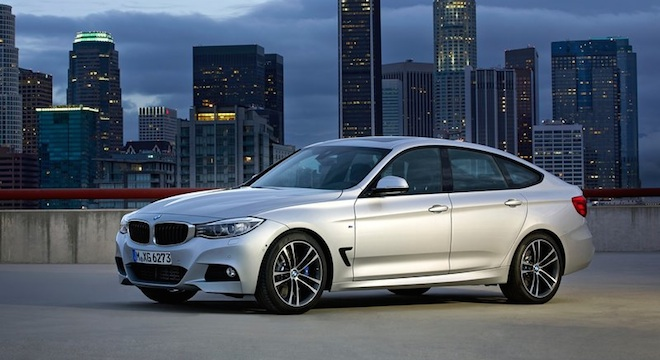 2018 BMW 3-Series Gran Turismo beauty