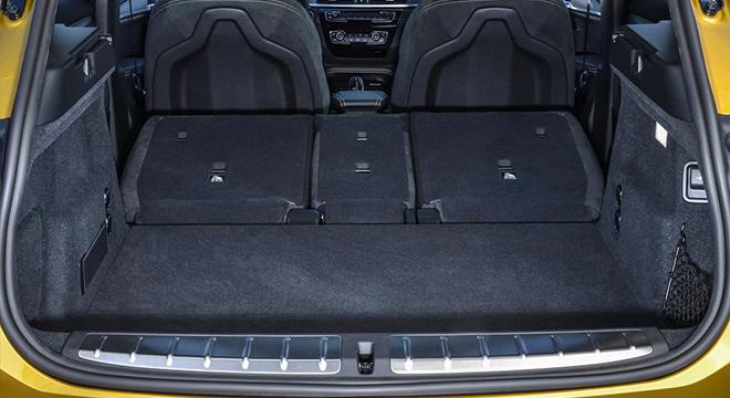 2018 bmw x2 trunk