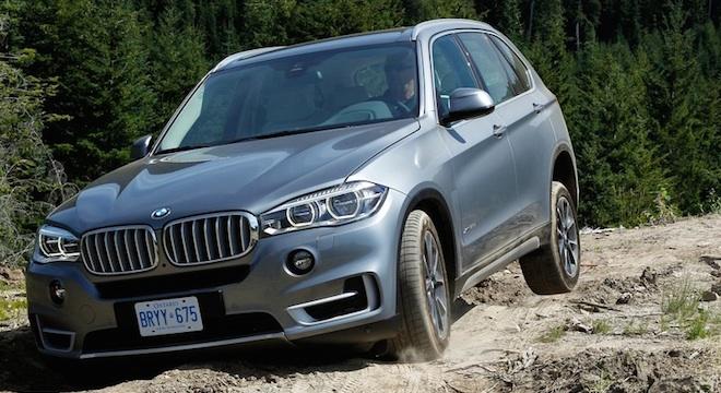 2018 BMW X5 face
