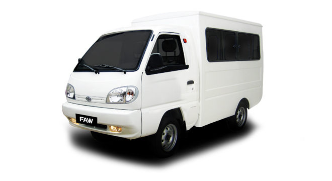 2018 FAW Multicarry 1.0 FB aircon