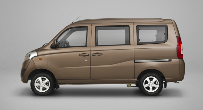 2018 FOTON Gratour side