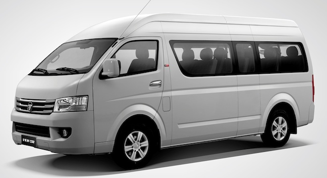 Foton View Traveller 2 8l 16 Seater 2018 Philippines