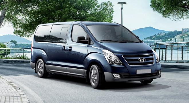 Hyundai h1 grant starecs