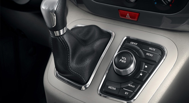 2018 JAC M3 gear shifter