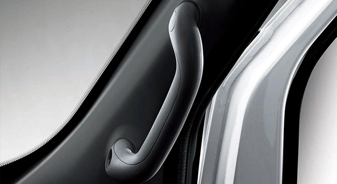 2018 JAC Sunray handle bar