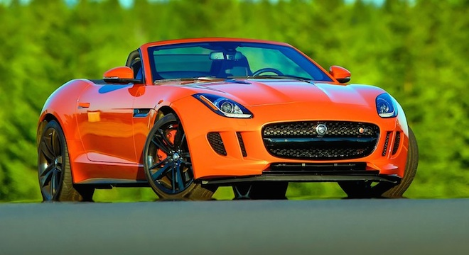 2018 Jaguar F-Type Convertible Philippines