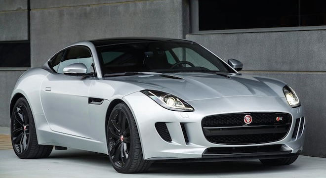 2018 Jaguar F-Type Coupe Philippines