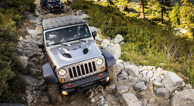 2018 Jeep Wrangler Unlimited outdoors