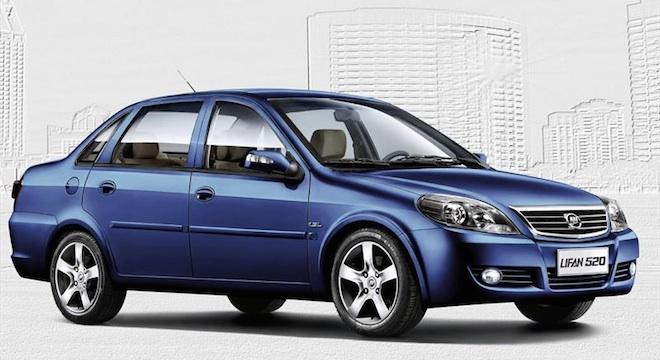 2018 Lifan 520 Philippines sedan