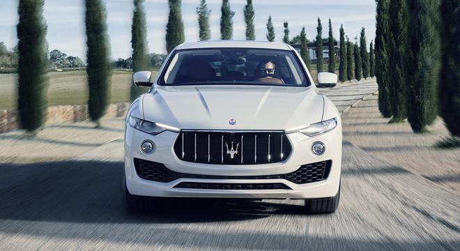 2018 Maserati Levante Philippines