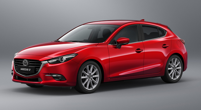 Mazda 3 Hatchback 2018, Philippines Price & Specs | AutoDeal