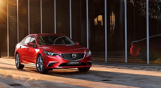 2018 Mazda 6 Sedan beauty