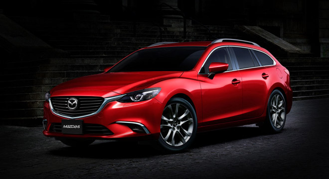 Amazing 2018 Mazda 6 Sports Wagon